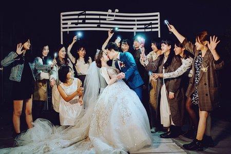 J-Love婚攝團隊/88號樂章/迎娶證婚晚宴/幸福的絕美姿態