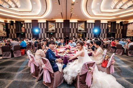 J-Love婚攝團隊/敬~幸福 /新竹國賓大飯店/婚禮喜宴