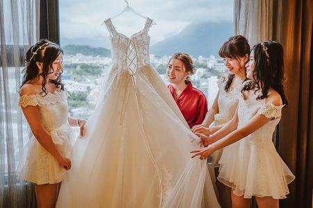 J-Love婚攝團隊/花蓮福容大飯店/婚禮喜宴