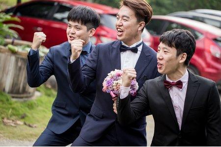 J-Love婚攝團隊/諸多的甜蜜串聯/婚禮儀式
