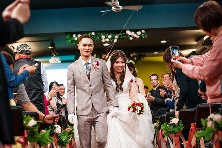 J-Love婚攝團隊/基隆豐盛教會/婚禮喜宴