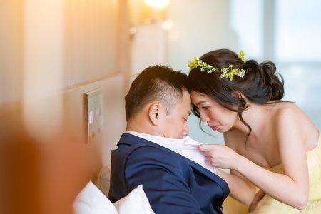 我們結婚拔~