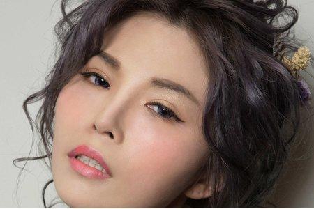 Pegge 韓式妝感日系線條髮型婚紗寫真