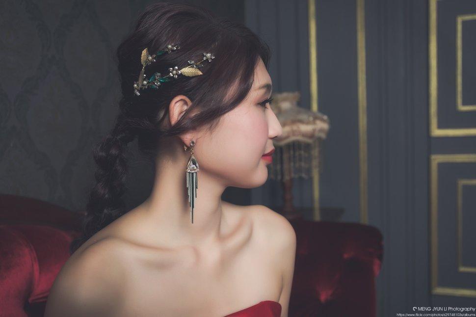 韓式 - 甄馨噴槍彩妝整體造型學苑《結婚吧》