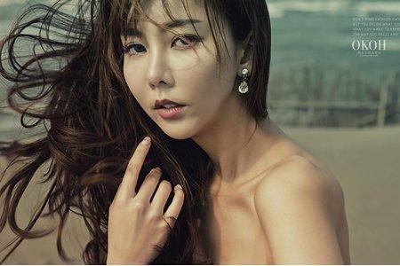 2020年韓式自然風格婚紗外拍