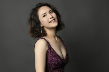 2020年韓式妝髮自然妝感棚拍