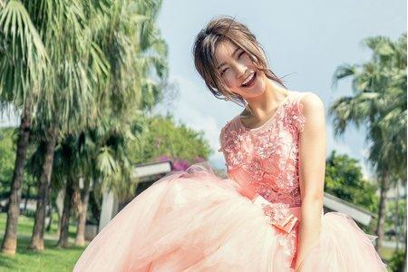 sasa韓式婚紗外景拍攝