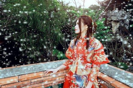 2020年龍鳳禮服造型精選 喜愛中式新娘大推薦