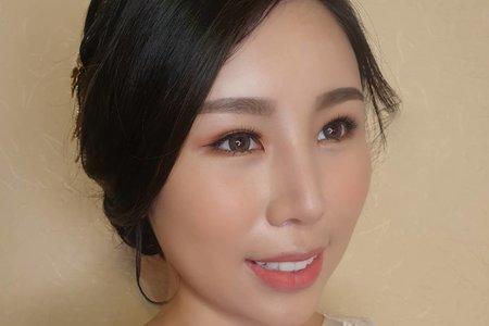 韓式妝感 最美麗浪漫的妝感