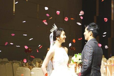 浪漫婚禮紀錄