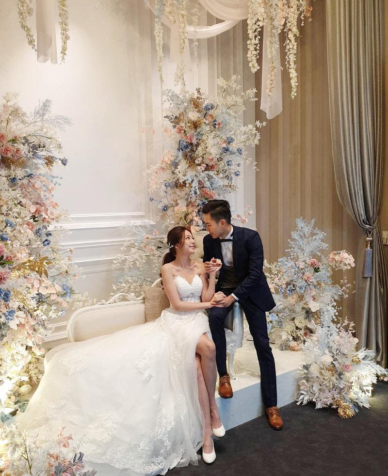 韓系婚禮攝影棚