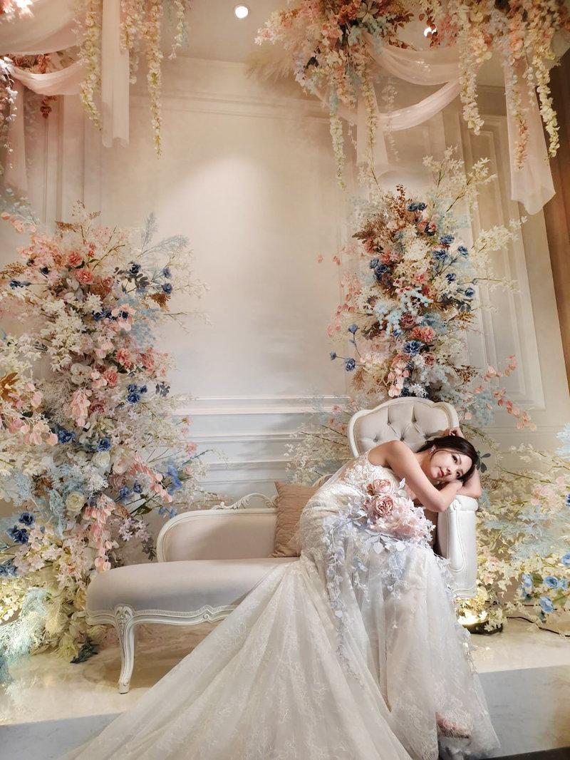 全台北唯一主打韓系婚禮