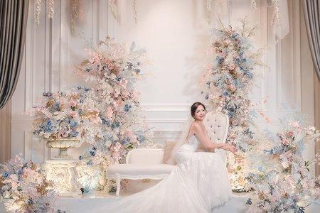 韓系婚禮攝影棚場地