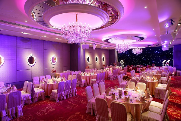 奢華獨立宴會廳
