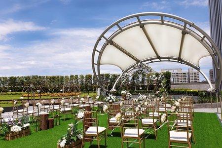 空中花園證婚