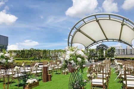 台南最美婚宴「雅悅會館」