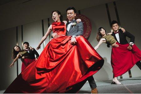 + WEDDINGS 婚禮攝影作品 喜喜鵲影像