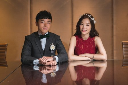 J + I 台北遠企香格里拉 婚禮攝影 喜喜鵲