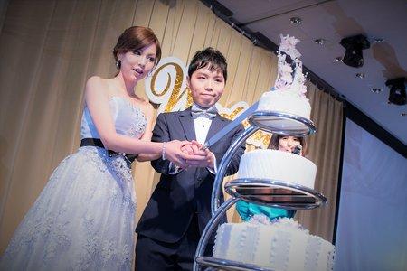 20161029劭韋&唐瑋結婚晚宴