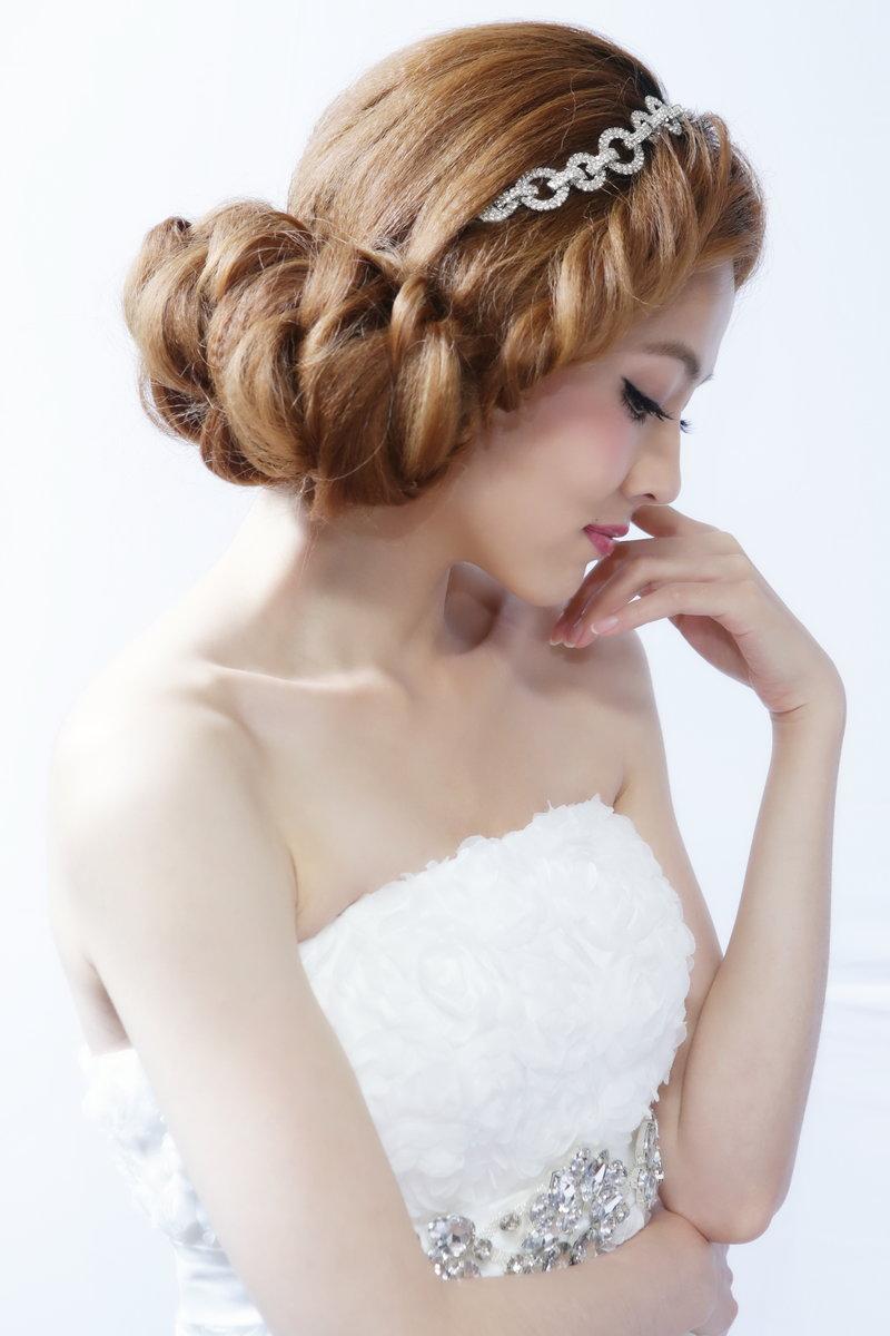 新娘秘書-整體造型作品