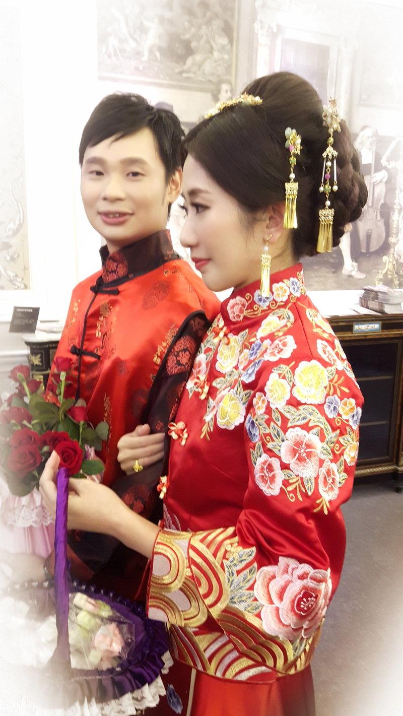 中式古裝造型