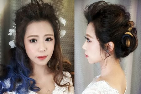 2017.12.12妝髮作品