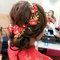 文訂訂婚髮型 (4)旗袍髮型造型
