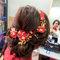 文訂訂婚髮型 (5)旗袍髮型造型