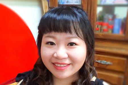 親友妝髮淡妝髮系列合集