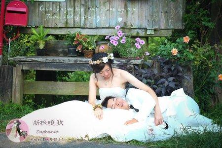 台中新祕婚紗外拍造型(