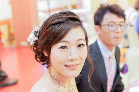 結婚妝髮宴客髮型(智萍)雲林新祕