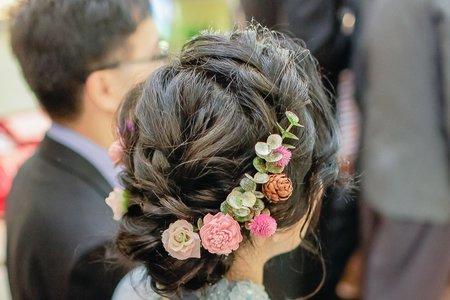 太平新祕_訂婚儀式妝髮造型(慶娟)