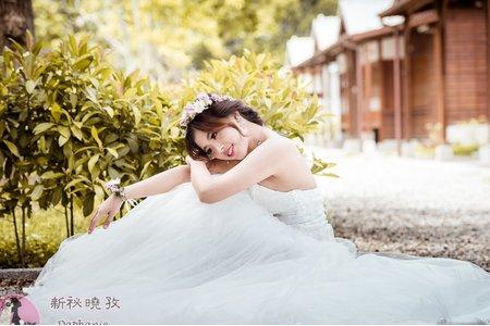 婚紗造型外拍(佳盈)