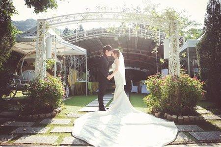 2020 歐式戶外婚禮 18萬夢幻套裝