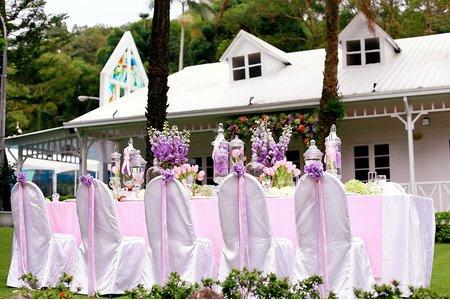 2020 歐式戶外婚禮 20萬夢幻套裝