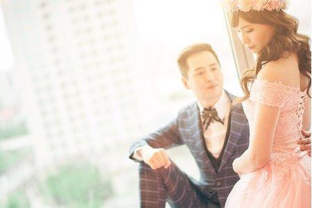 台北婚禮/婚禮攝影/江宜學/喜宴軒