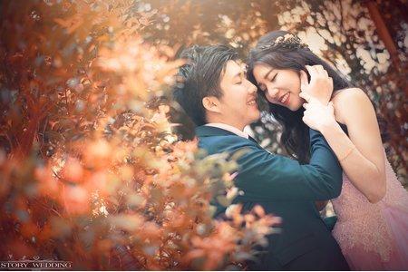 台中婚禮/婚禮攝影/江宜學/The Lin 台中林酒店