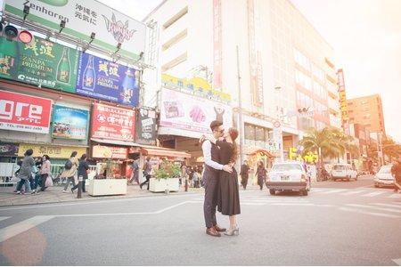 日本海外婚紗/婚紗攝影/江宜學/日本沖繩婚紗
