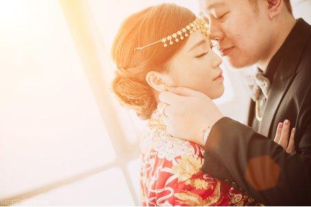 台北婚禮/婚禮攝影/江宜學/新莊典華