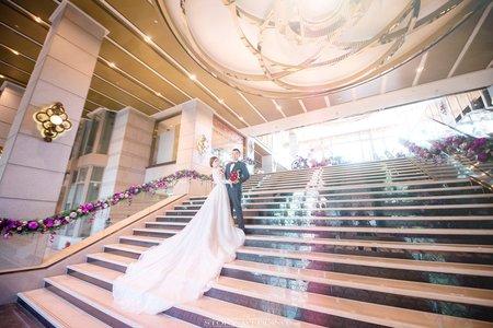 台中婚禮/婚禮攝影/江宜學/寶麗金國際宴會廣場
