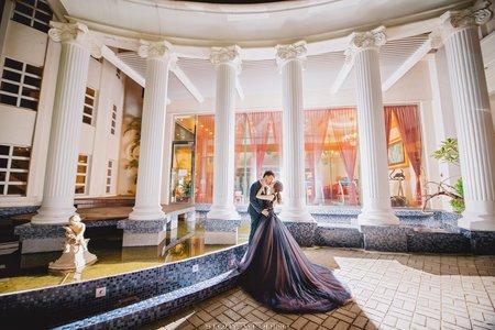 台南婚禮/婚禮攝影/江宜學/台南商務會館