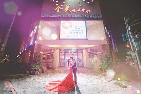 高雄婚禮/婚禮攝影/江宜學/全美婚宴會館