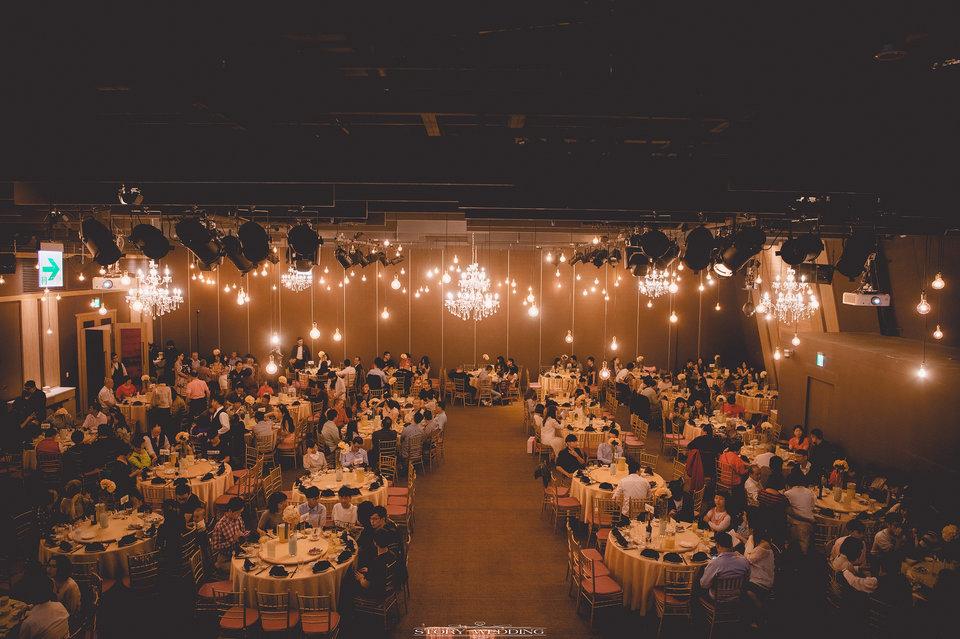 晶宴會館竹北館,我拍過最美的場地,強力推薦!