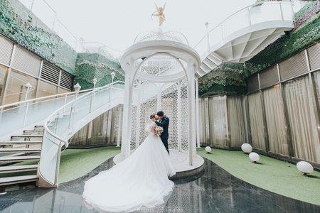 台北婚禮/婚禮攝影/江宜學/晶宴會館民權館