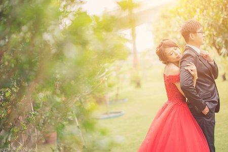 台南婚禮/婚禮攝影/江宜學/自宅單儀式