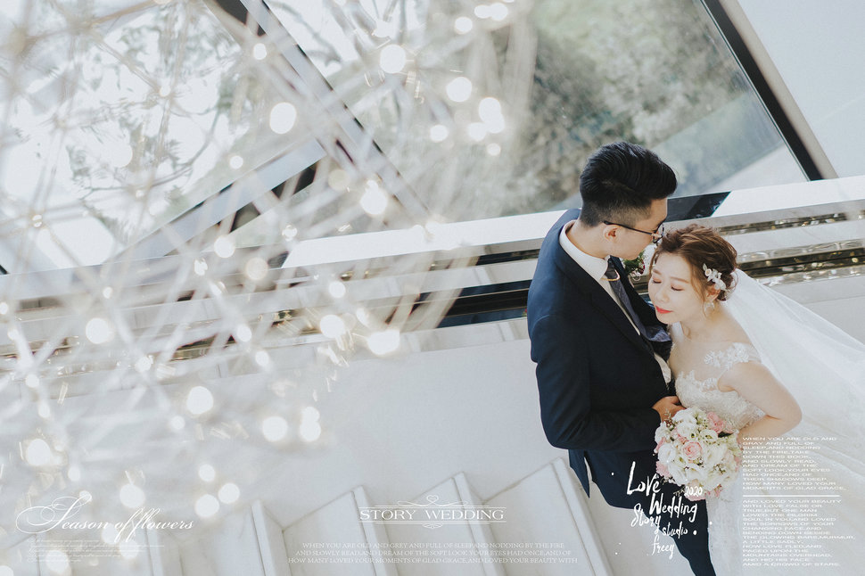 42 - 說故事的婚禮攝影《結婚吧》