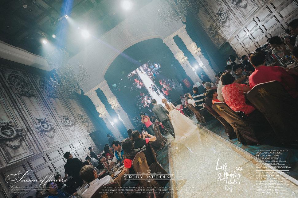 54 - 說故事的婚禮攝影《結婚吧》
