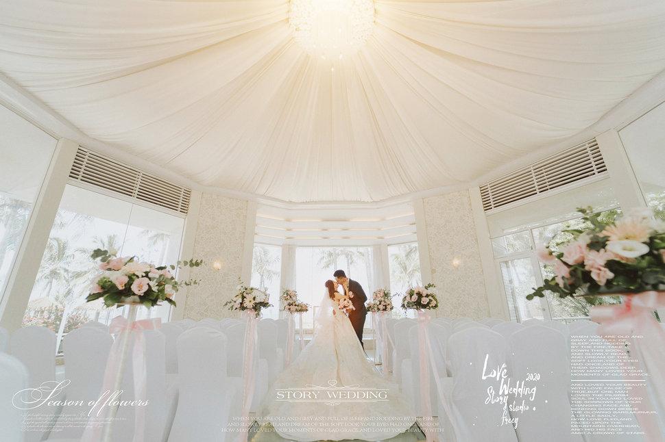 1 - 說故事的婚禮攝影《結婚吧》