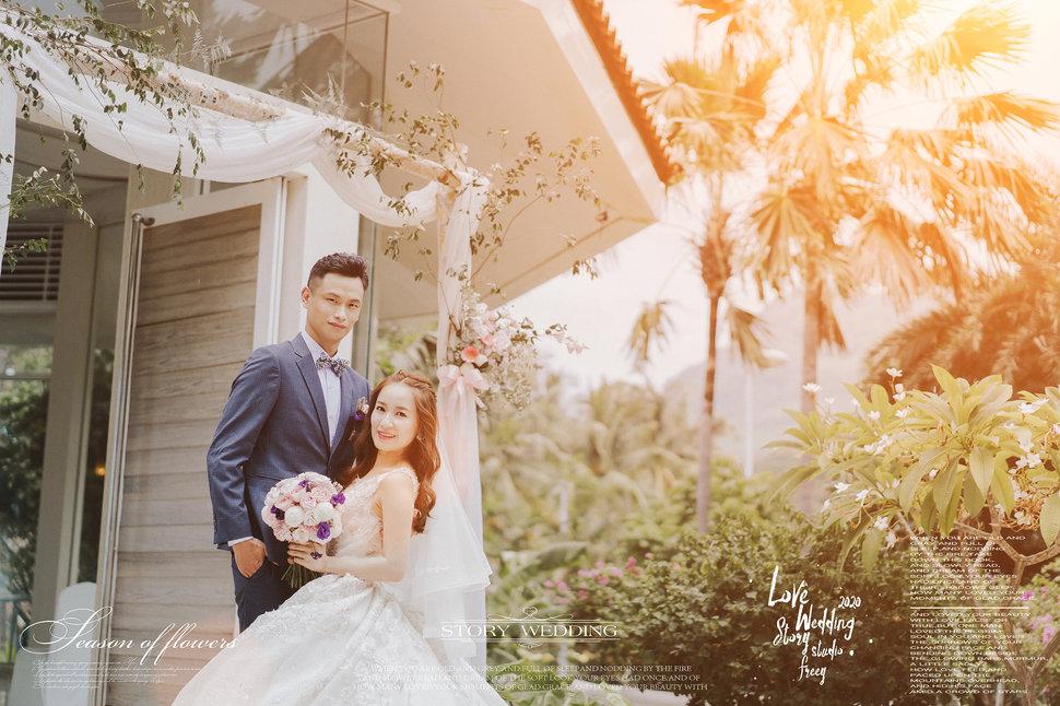 77 - 說故事的婚禮攝影《結婚吧》