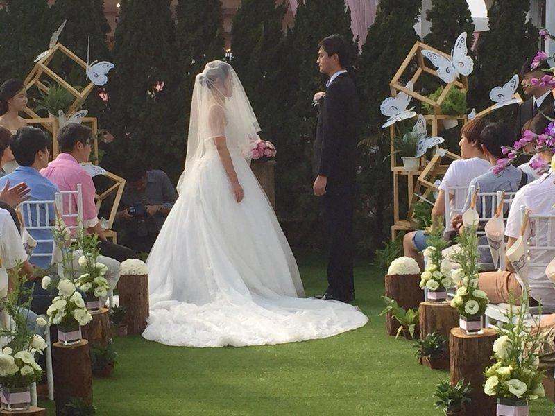 2019歐式戶外婚禮 25萬夢幻套裝作品